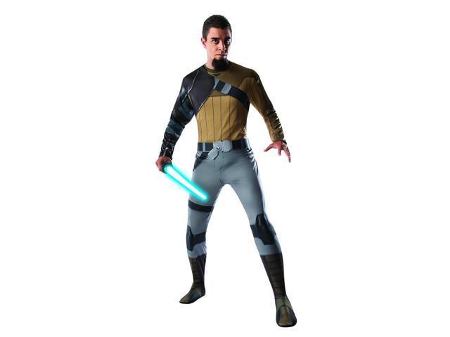 Star Wars Rebels Kanan Jarrus Adult Costume One Size Fits Most