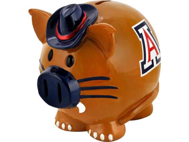 Arizona Wildcats NCAA Resin Large Thematic Piggy Bank