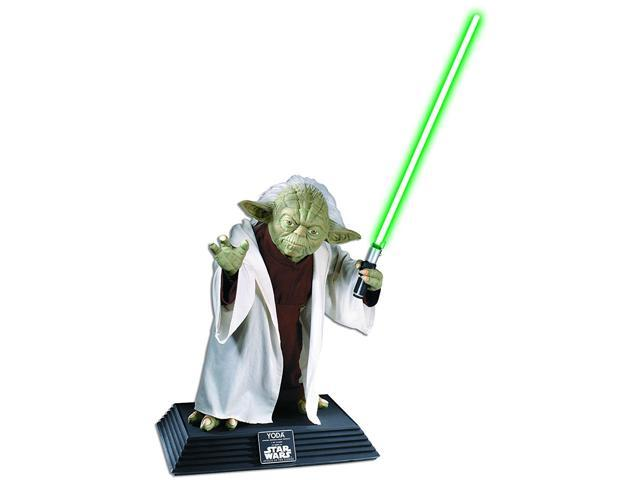 Supreme Edition Lifesize Yoda Replica