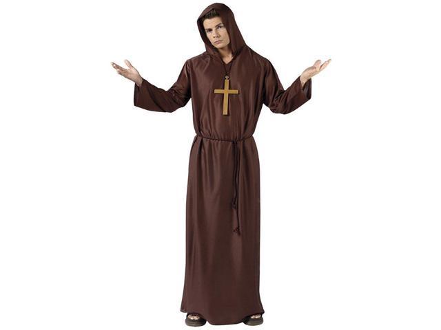 Monk Costume Adult Standard