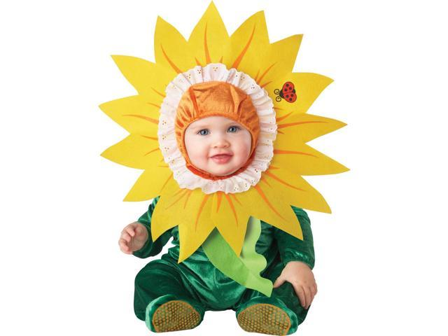 Silly Sunflower Costume Infant 18 Months - 2T