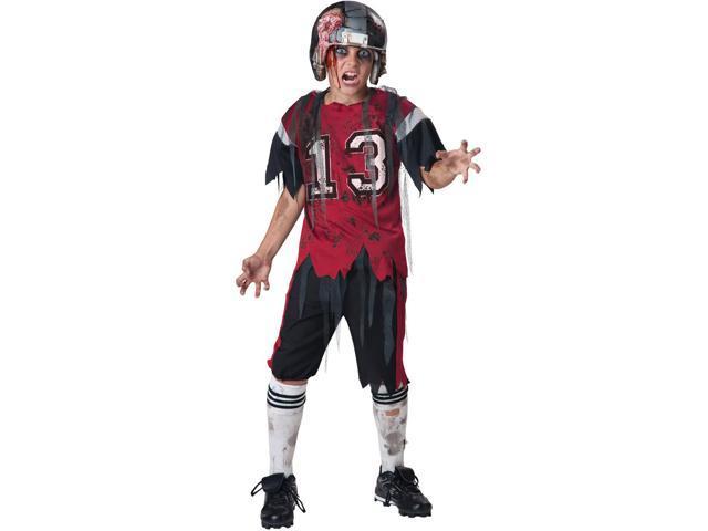 Dead Zone Zombie Football Costume Child Small
