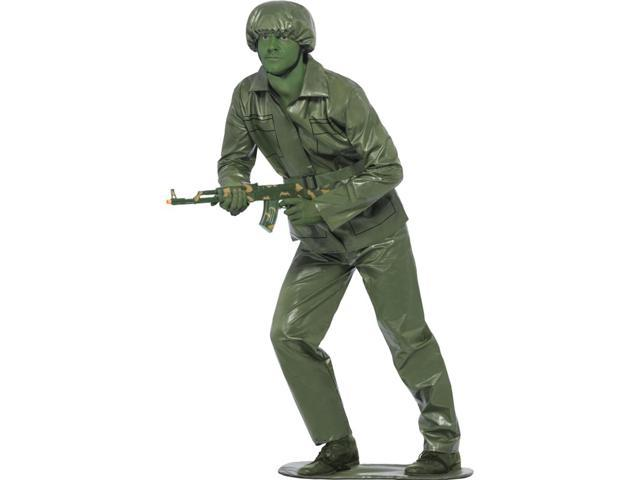 Toy Soldier Adult Costume Large