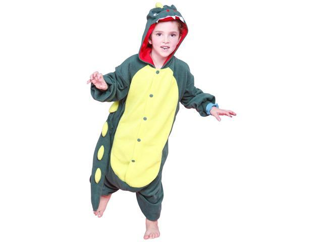 Monster Kigurumi Cushzilla Animal Anime Costume Pajamas Child 2T-6