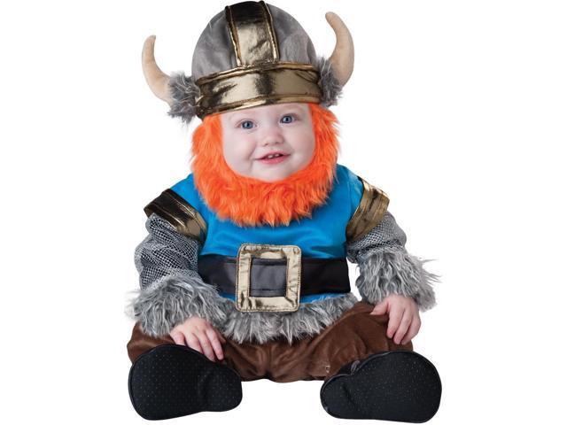 Lil' Viking Costume Child Infant 18-2T Months