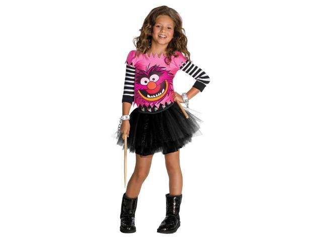 The Muppets Animal Dress Costume Child Large 12-14