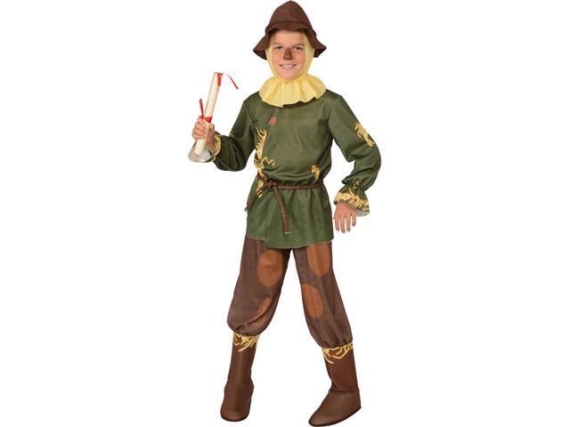 The Wizard Of Oz Scarecrow Costume Child Medium