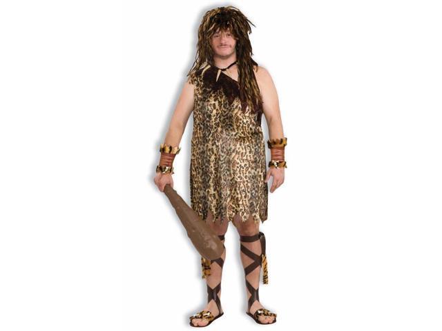 Macho Caveman Adult Plus Plus Size