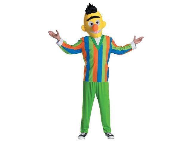 Sesame Street Bert Adult Costume X-Large 42-46
