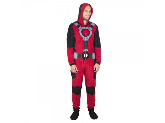 Marvel Deadpool Union Suit X-Large
