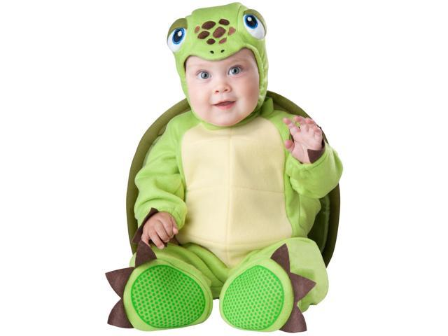 Tiny Turtle Baby Costume Large