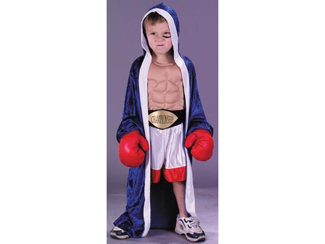 Lil' Champion Boxer Costume Child Large
