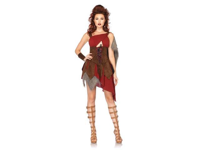 Deadly Huntress Adult Costume Large