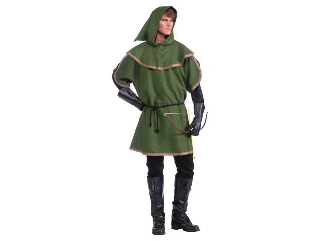 Sherwood Forest Archer Adult Male Costume One Size Fits Most