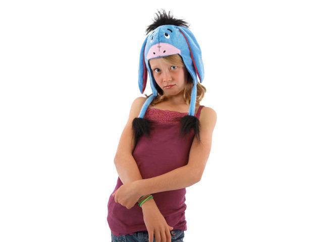 Winnie The Pooh Eeyore Costume Laplander Hat Child One Size