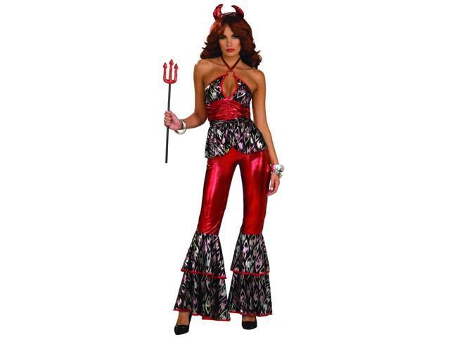 Disco Devil Diva Adult Costume Standard