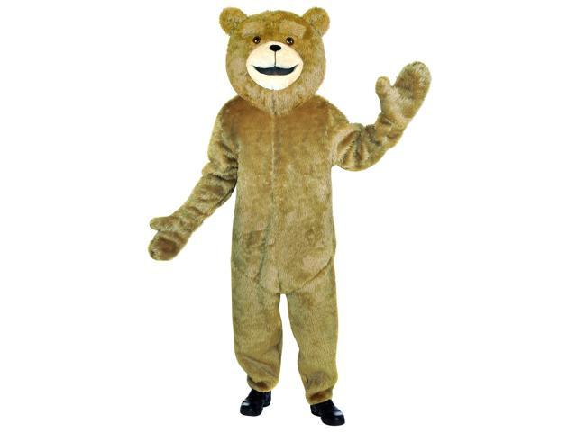 Ted The Movie Full Adult Costume One Size Fits Most