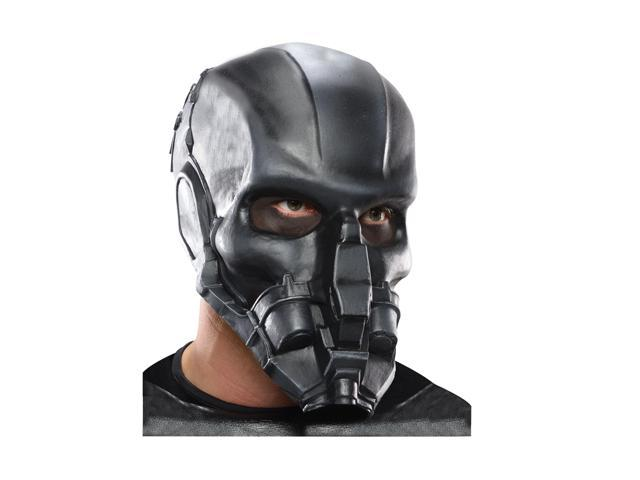Superman Man Of Steel General Zod 3/4 Costume Mask Child One Size