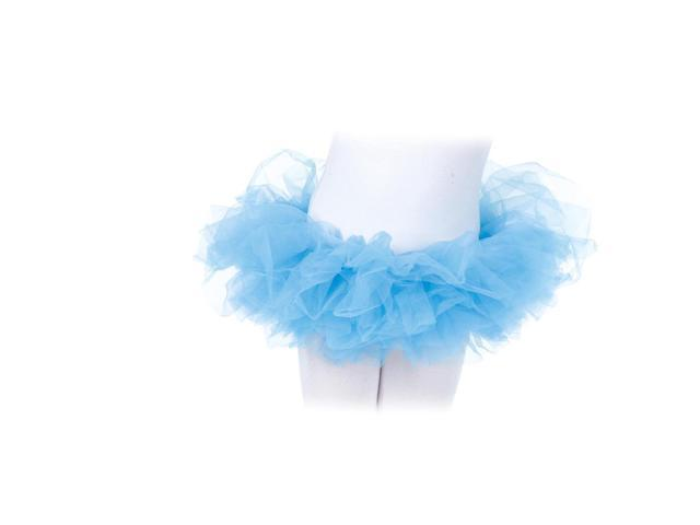 Tutu Costume Accessory Child: Blue One Size Fits Most