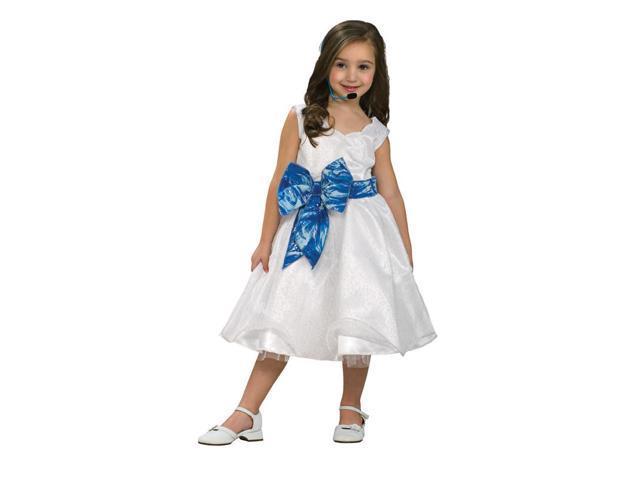 High School Musical Deluxe Gabriella Child Costume Medium