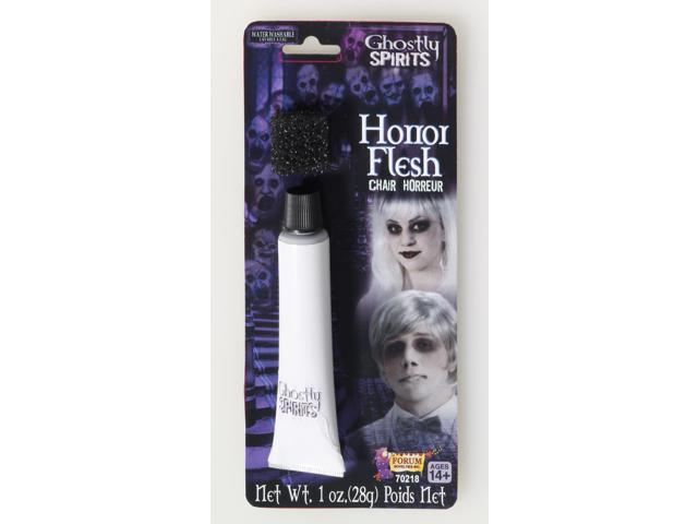 Ghostly Spirit Horror Flesh Costume Makeup One Size