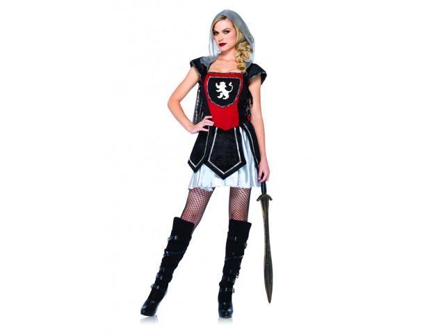 Royal Knightess Warrior Adult Costume Medium/Large