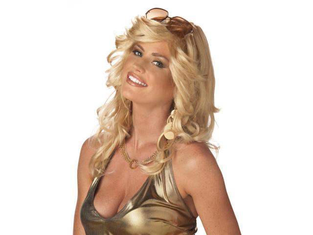 Discorama Mama Blonde Costume Wig Adult One Size