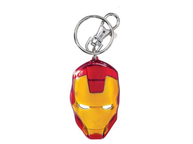 Marvel Iron Man Head (Classic ) Colored Key Ring