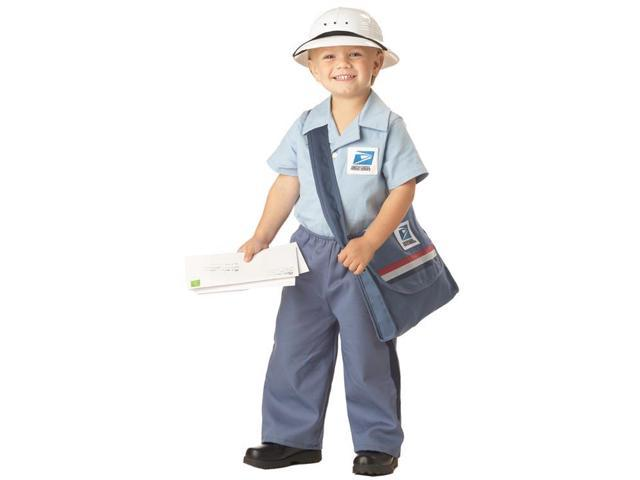 Mr. Postman Costume Toddler 4-6