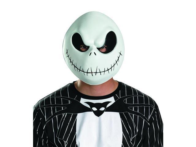 Nightmare Before Christmas Jack Skellington Adult Vacuform Mask