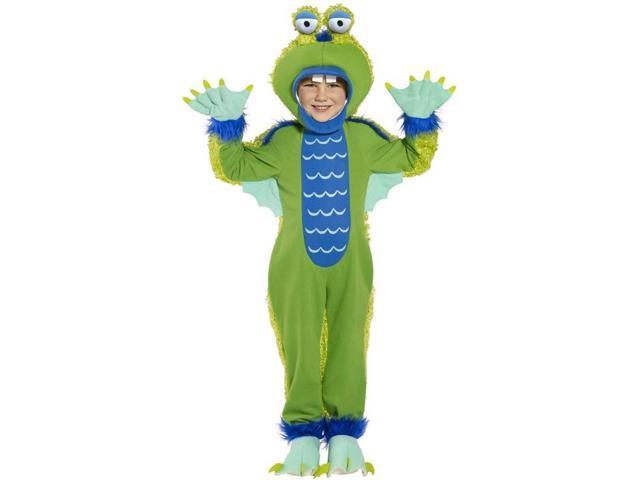 Swamp Snort Bodysuit Child Costume Small