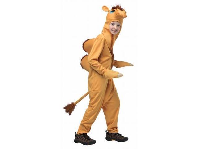 Camel Child Costume 7-10