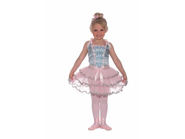 Deluxe Ballerina Princess Costume Child Small