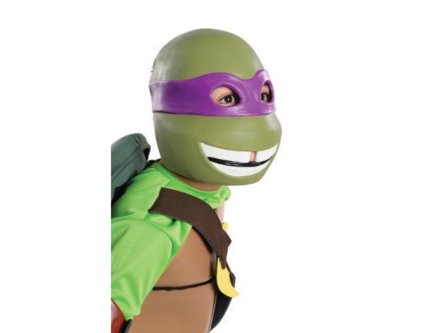 T.M.N.T. Donatello 3/4 Vinyl Costume Mask Child One Size