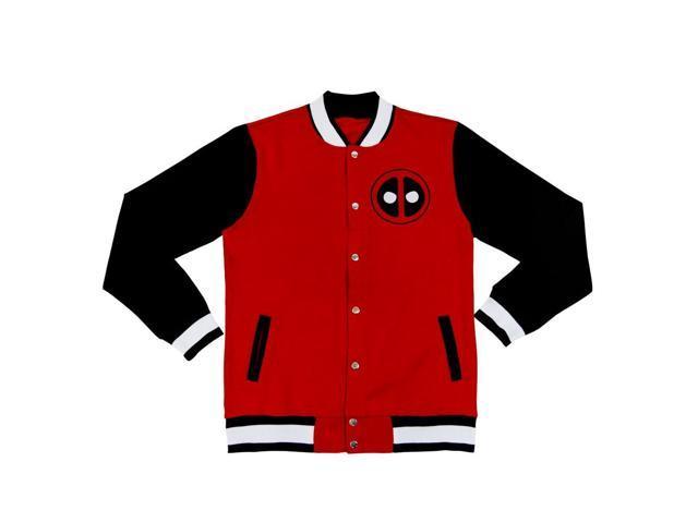 Team Deadpool Premium Jacket X-Large