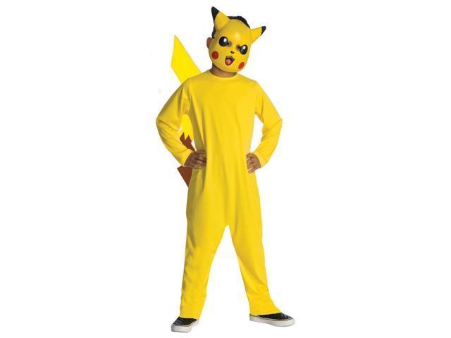 Pokemon Pikachu Costume Child Toddler 2-4T