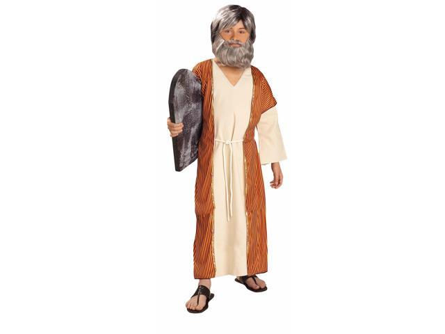 Biblical Times Moses Costume Child Medium