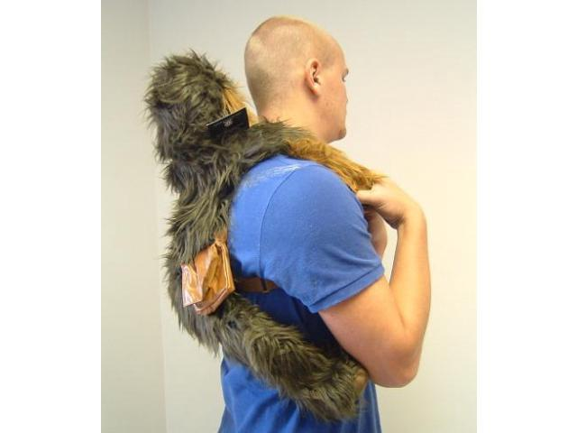 Star Wars Backpack Buddies Chewbacca