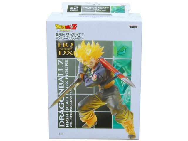 Dragon Ball Z DX Volume 1 Special Clear Version Trunks Figure