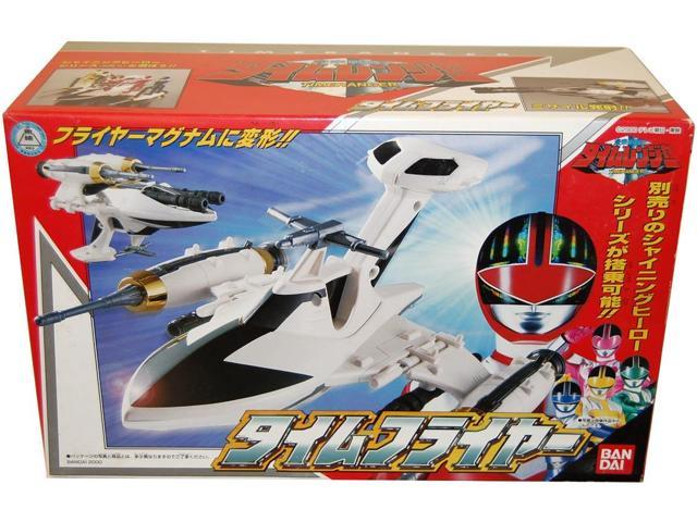 Power Rangers Time Force Deluxe Time Jet