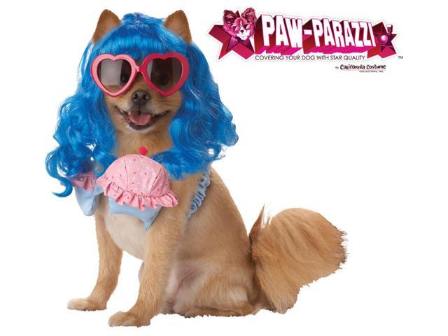 Paw Parazzi California Girl Dog Pet Costume Small