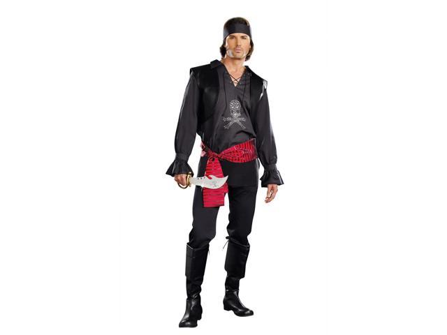 Looking For Booty Pirate Costume Adult Large