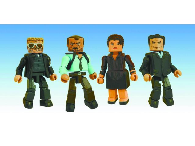 24 Season 2 Minimates Figure Box Set