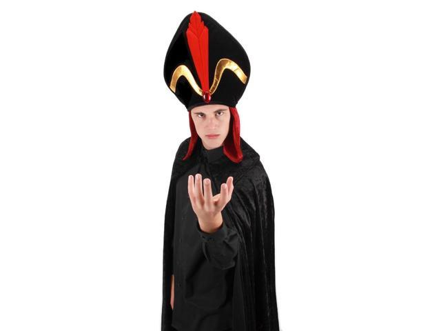 Disney Aladdin Jafar Costume Hat Adult One Size