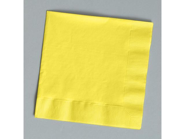 Touch Of Color 50 Count Beverage Napkins Mimosa
