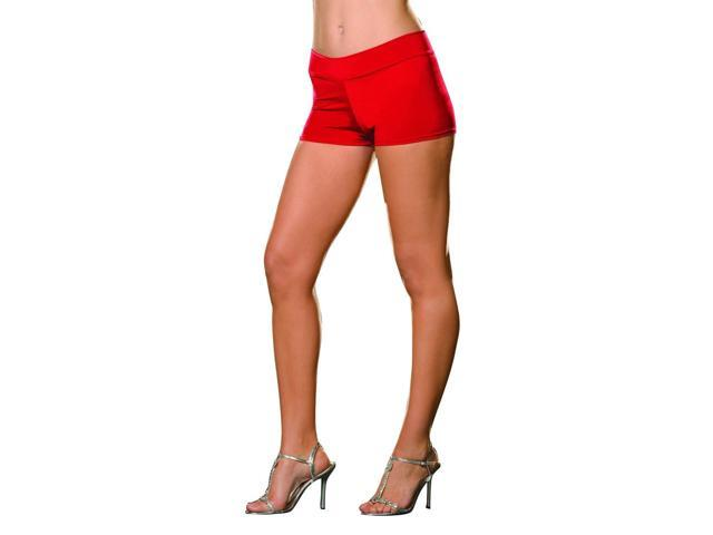 Red Roxie Hot Short Costume Accessory Adult Small/Medium 2-8