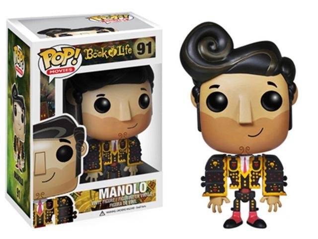 The Book of Life Manolo Pop! Vinyl Figure
