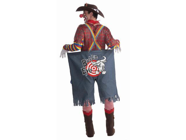 Rodeo Clown Costume Adult Standard