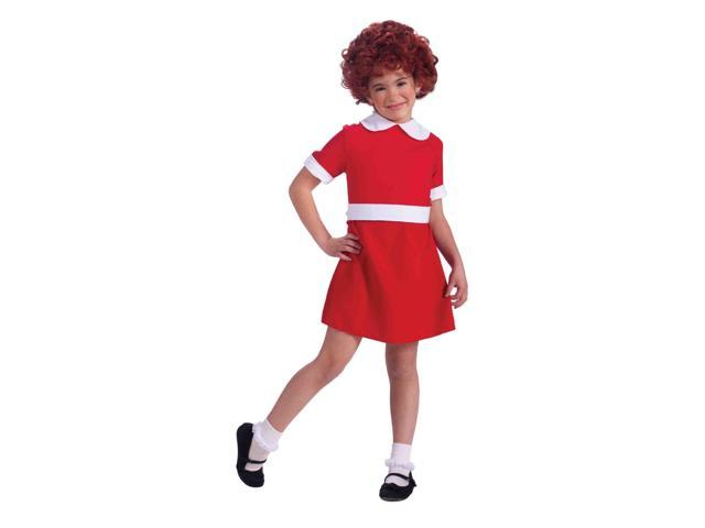 Little Orphan Annie Child Costume Large