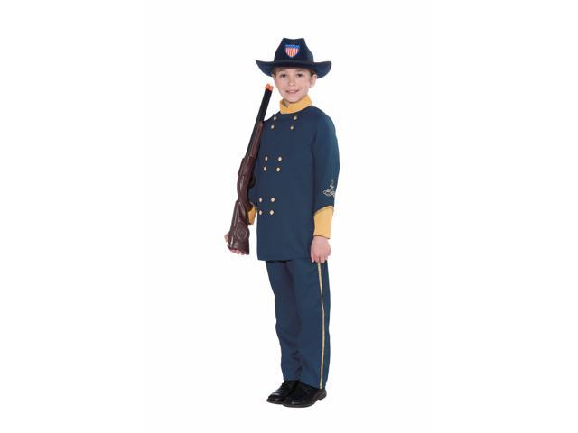Union Officer Uniform Costume Child Small